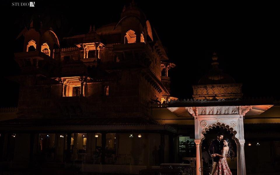 Udaipur Shot –  Behind the scene