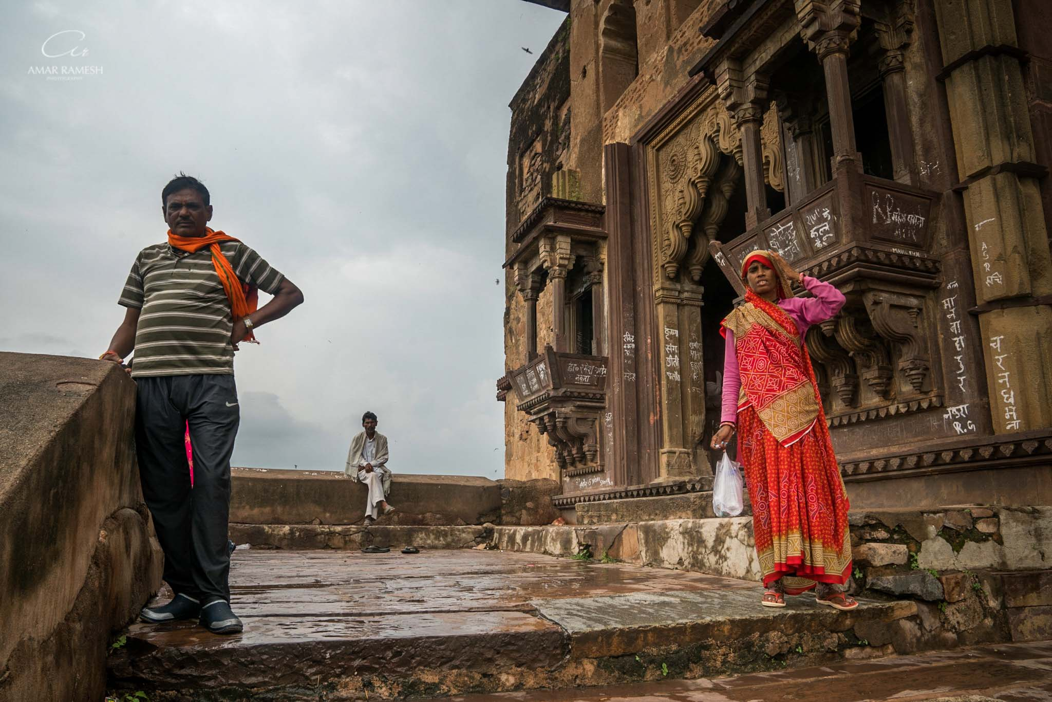 orchha-fort-pictures