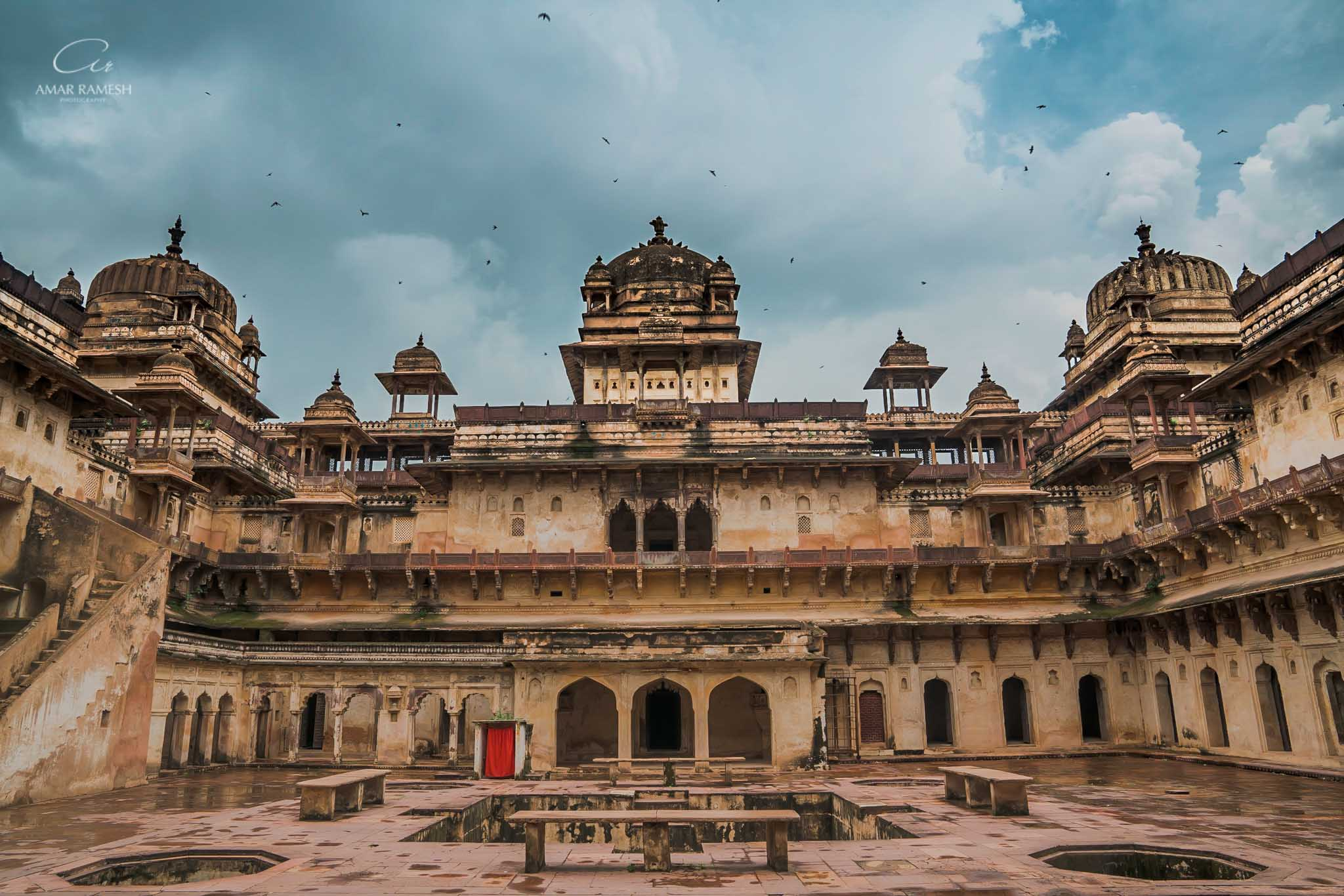 orchha-travel-photography