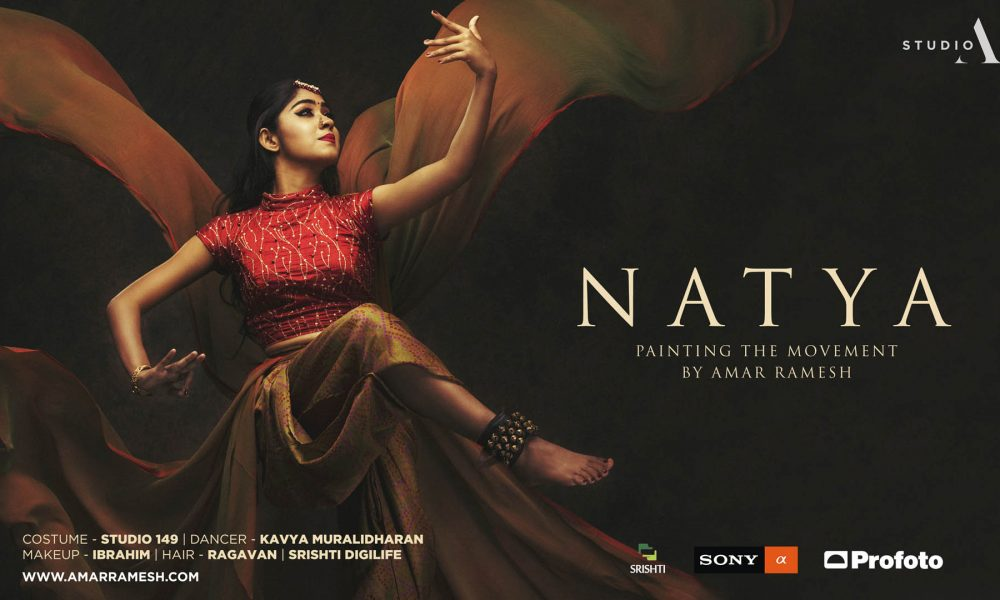 Natya – Painting the movement with Profoto